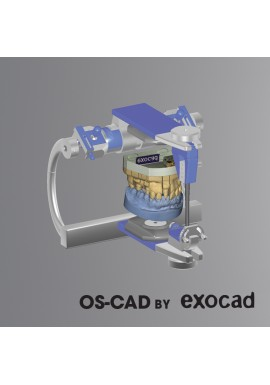 PROTHESE COMPLETE - OS-CAD  BY EXOCAD