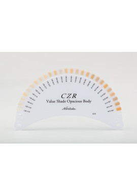 KIT OPACIOUS BODY VALUE SHADE CZR - VITA® 3D-MASTER