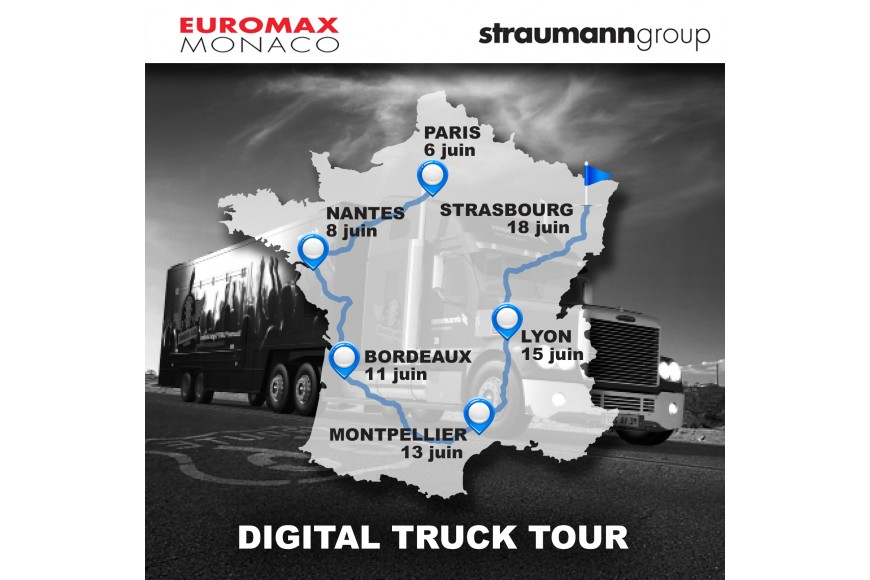 Digital Truck Tour by Straumann