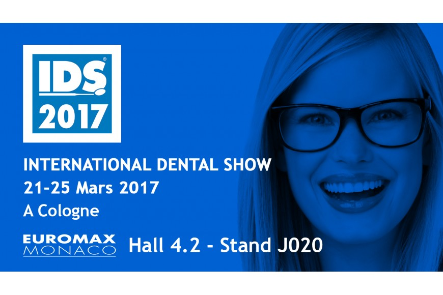INTERNATIONAL DENTAL SHOW - IDS 2017