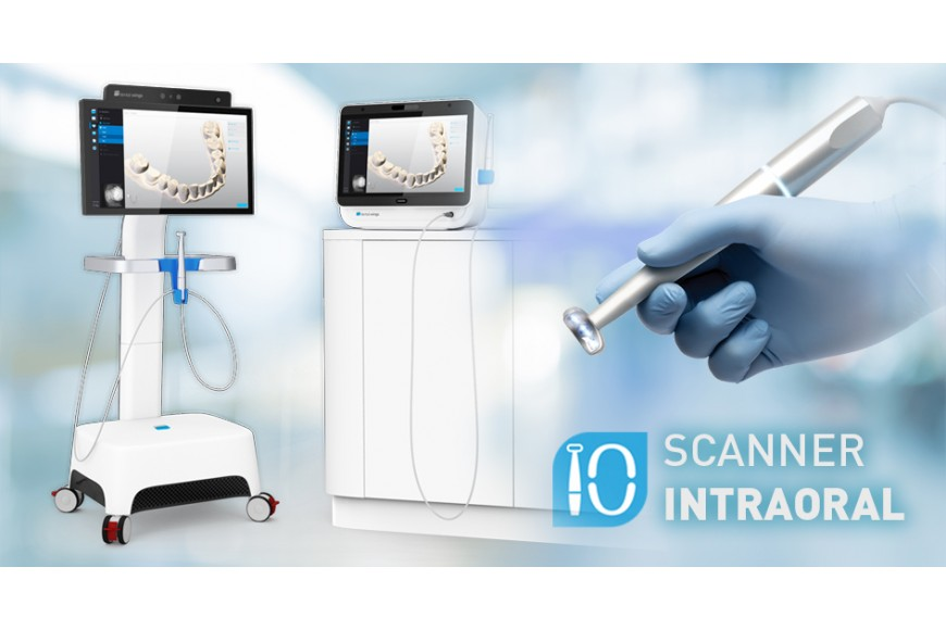 SCANNER INTRAORAL PORTABLE