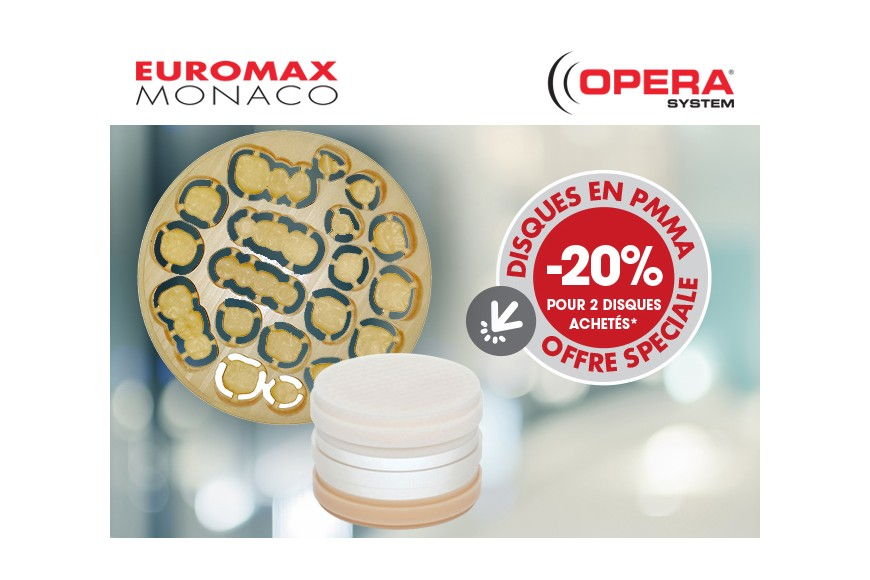 OFFRE SPECIALE IDS - DISQUES PMMA