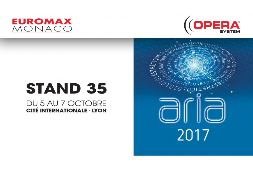 6èmes Rencontres Internationales Aria cad-cam